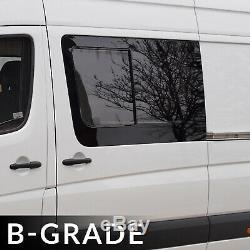 Mercedes Sprinter Fenêtre Latérale Coulissante En Verre Lwb Mwb B-grade