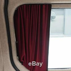 Mercedes Sprinter Haut De Gamme 1 X Fenêtre Côté Rideau Van-x