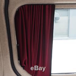 Mercedes Sprinter Premium 2 X Fenêtre Latérale, 1 X Barndoor Rideau Van-x
