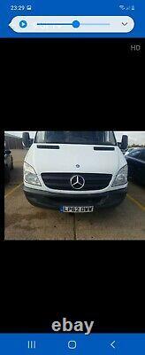 Mercedes Sprinter Rideau Sided Van