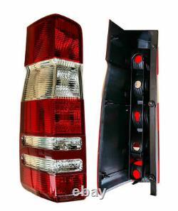 Mercedes Sprinter Tail Light Len Gauche Et Droite Set Année 2007-20017