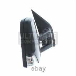 Mercedes Sprinter Van 2006-2019 Électrique Long Arm Wing Miroir De Porte Drivers Side