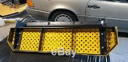 Mercedes Sprinter Vw Crafter (2006) Marchepied Latéral En Acier Bradley 17911 Stock01