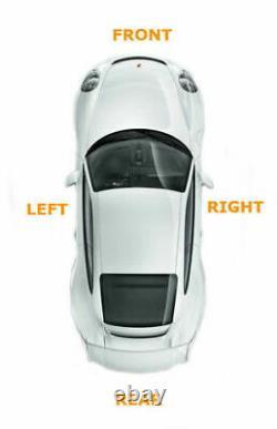 Mercedes Sprinter Vw Crafter 2006- Panneau De Réparation De Porte Coulissante / Set / Right Rh