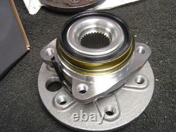 Mercedes Sprinter W906 Vw Crafter 2006-2015 Roulement Hub Arrière Assemblage Abs1