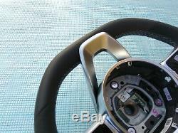 Mercedes W177 A C W205 W213 E Cls C258 G Nappa / Alcantara Sw Amg / Sport Flat Gris