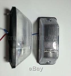 Nouveau 2x Blanc Indicateur Côté Marqueur Lumière Pour Mercedes Sprinter / 403 Bus E1 Mark