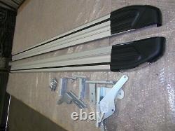 Nouveau Mercedes Sprinter Lwb Side Steps Running Boards Brilliant Style 2000-2006