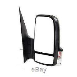 Nouveau Miroir De Porte Électrique Pour Mercedes Benz Sprinter Van 2006 -2009 Droit Droit
