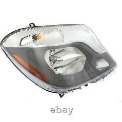Nouveau Phare Lampe Driver & Passenger Side Pour Mercedes Mb2502221c, Mb2503221c