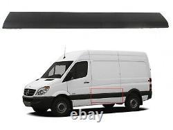 Nouveaux Ajustements 2010-2018 Mercedes Sprinter 2500 Côté Gauche Garniture Porte Coulissante Moulage Lh