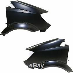 Nouvelle Série De 2 Quarts Avant Fenders Panneaux Conducteur Et Côté Passager Lh Rh Paire