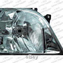 Phare Avant Phare Du Côté Du Passager Avant Dodge Mercedes Sprinter 2000-2006 Bg82046