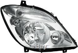 Phares Droit Côté Passager Lampe Dodge Sprinter Mercedes 2007-2014 Bg82091