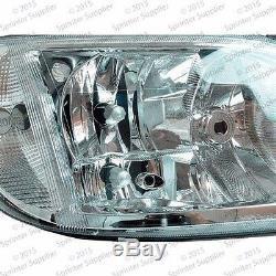 Phares Lampe Avant Côté Gauche Du Pilote Dodge Sprinter Mercedes 2000-2006 Bg82045