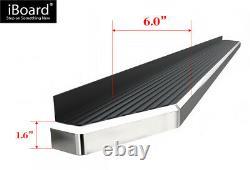 Poli 6 Iboard Side Step Bar Fit 10-18 Dodge Sprinter Mercedes-benz