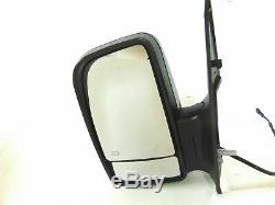 Pour MB Sprinter Van Gauche Et Droite Vue Latérale Miroir Bras Court Chauffant Signal Paire