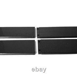 Pour Mercedes Benz Avant Bumper Spoiler Corps Kit + 86 Jupe Latérale + Rear Lip Us
