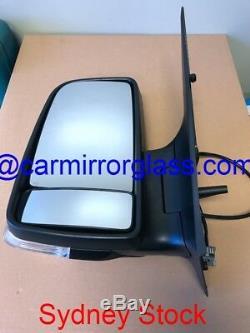 Rétroviseur Extérieur Gauche Pour Mercedes Benz Sprinter 2006 2013 Electric Adjust