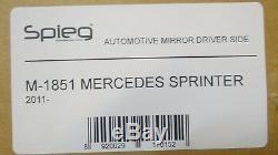 Rétroviseur Latéral Pour Dodge Freightliner Mercedes Sprinter Feu Clignotant Gauche