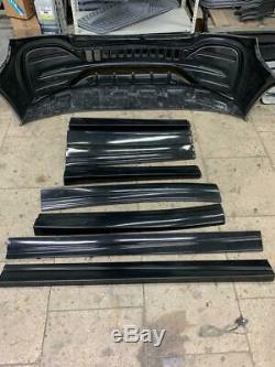 Sprinter W906 2013- Side Plastique Abs Unpainted Mercedes Benz