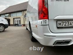 Sprinter W907 2020 Jupes Latérales Abs Plastique Non Peint Mercedes Benz 2019 2020 21