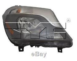 Tyc Côté Droit Halogène Phares Pour Mercedes-benz Sprinter 2500 3500 2014-2016