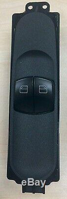 Véritable Mercedes Sprinter 906 Fenêtre Électrique Commutateur O / S Côté Conducteur Bnib