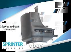 Véritable Mercedes Sprinter Pilote D'angle Latéral Pare-chocs 2019 9078853500 9k83