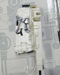 Véritable Mercedes Sprinter W910 Côté Conducteur Porte Coulissante Prise A9107304000