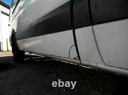 (non Exploitation) 2012 Mercedes Benz Sprinter 2500 Van Porte Latérale Arrière De Passager 9147
